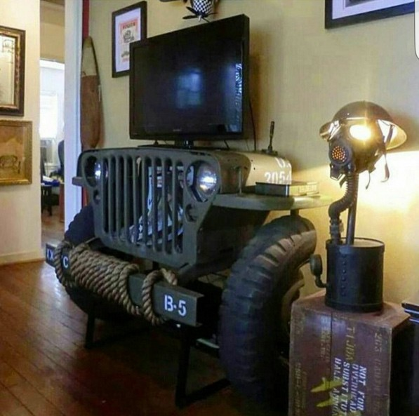 10 Jeep Grill Entertainment Center Bad_ass_empire