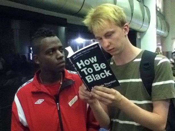 reading how to be black