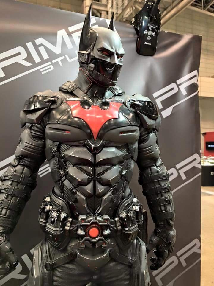 Badass Batman Beyond Suit