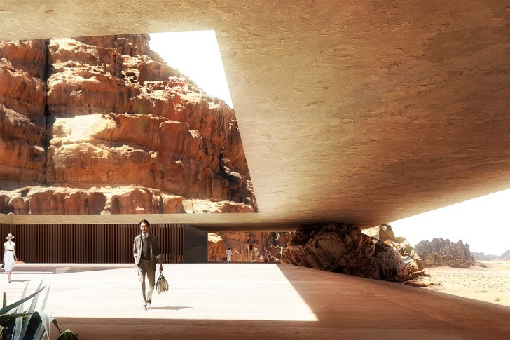 amazing desert architecture