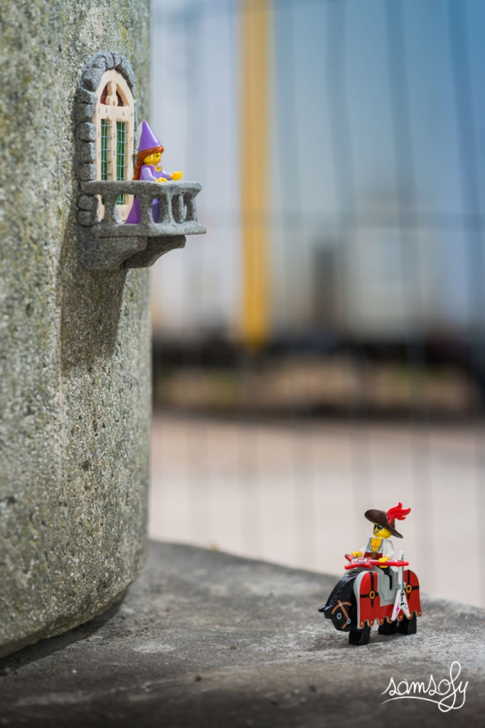 lego romeo and juliet