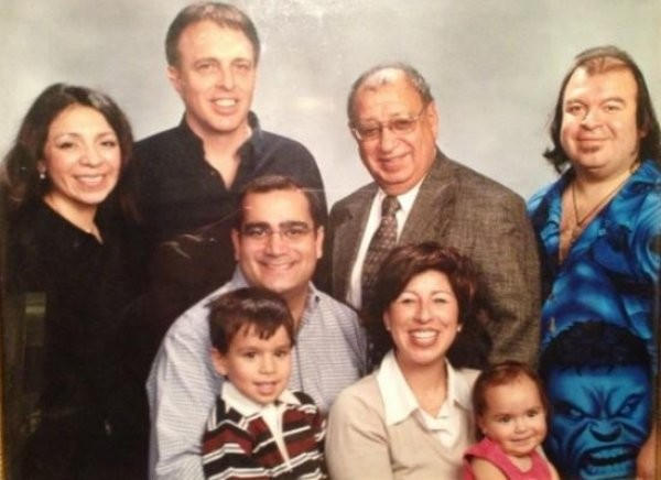 funny old family picture